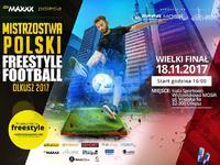 Mistrzostwa Polski Freestyle Football Olkusz 2017