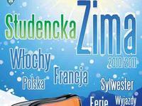Studencki Sylwester, Narty/Snowboard, Piwniczna Zdrój