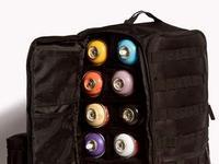"Graffiti Utility Backpack ""Black Ops"" Version 3"