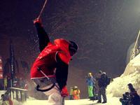 Polish Freeskiing Open 2011 - Night Session