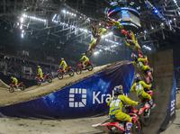 Diverse NIGHT of the JUMPs Kraków 2017
