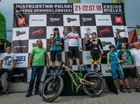 Mistrzostwa Polski Diverse Downhill Contest 2018 - KOBIETY
