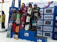 Kasia Rusin Mistrzynią Świata Juniorów FIS w Slopestyle!