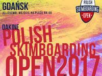 Dakine Polish Skimboarding Open 2017