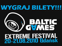 Wygraj bilety na Baltic Games 2010