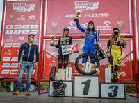 Poznaliśmy Mistrzów Polski w Motocrossie 2020 - podium kobiety