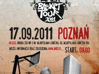 AND1 BASKET MUSIC TOUR 2011 w Poznaniu