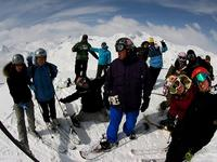SNOWboxCAMP trzecia edycja Livigno 2011