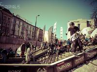 Urban Jibbing Contest 2012
