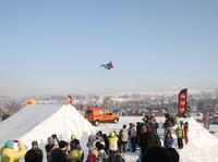 Silna międzynarodowa obsada na The North Face Polish Freeskiing Open 2012 powered by Fiat
