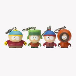 kidrobot South Park Zipper Pulls