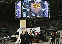 Freestyle Heroes - konferencja
