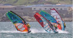 Najlepsi windsurferzy wracają do Europy.