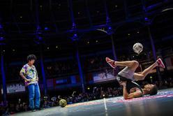 Format zawodów zakłada rywalizację 1 na 1