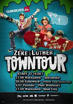 Zeke and Luther TownTour