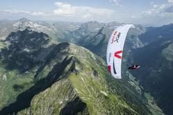 Red Bull X-Alps 2015 Alps: Participant