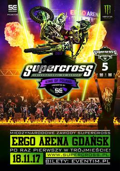 SUPERCROSS - KING of POLAND w Gdańsku