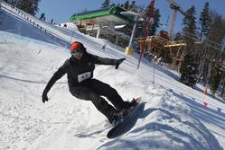 Lib Tech/Quiksilver Banked Slalom - Wojtek Pająl