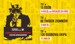 PROGRAM AMBASADOR deSkiDance Snow & Music Festival