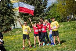 Trzeciomajowe bieganie w ramach Olsztyn Biega!