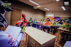 Superszkoła przed Mistrzostwami Europy Supercross w Gdańsku