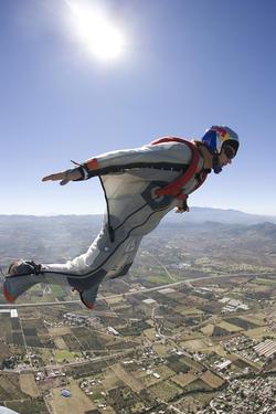 Shane McConkey - Wingsuit