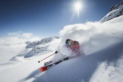 Stubai Glacier- Powder-Department SG-Powder-Spray