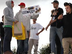 Zwycięzcy Streetu BMX - Skateplaza Open