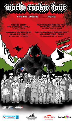 World Rookie Fest 2010