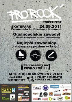 ProRock Street Fest