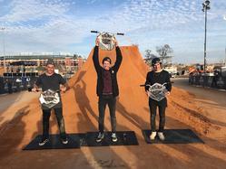 Dawid Godziek wygrywa Puchar Świata BMX Dirt
