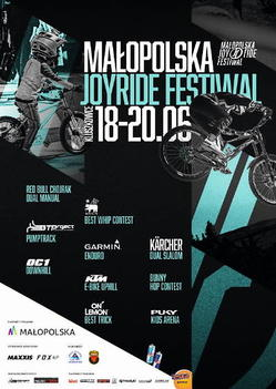 Małopolska Joy Ride Festiwal 2021