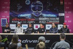 Diverse NIGHT of the JUMPs - Kraków 2017