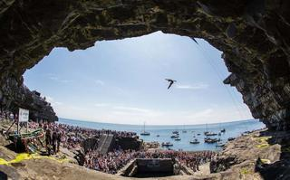 Startuje nowy sezon Red Bull Cliff Diving
