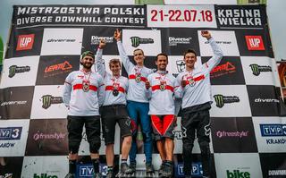 Mistrzostwa Polski Diverse Downhill Contest 2018: OFICJALNE VIDEO