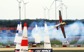 Red Bull Air Race 60 km od polskiej granicy
