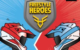 Freestyle Heroes: Niesamowite show z wyjątkowymi bohaterami