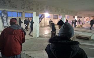 """Łukasz """"Bolek"""" Dzido deskorolkowym mistrzem Polski"""
