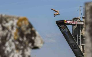 Cliff Divingowa mistrzyni przerwie zwycięską passę debiutantki?