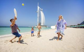 Miasto w ruchu: Następca tronu Dubaju inauguruje Dubajskie Wyzwanie Fitness