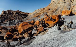 Szymon Godziek w spektakularnym materiale video z Utah