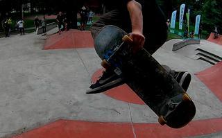 Skatepark Park Jordana, Kraków - Oficjalne otwarcie