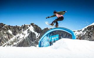 Tyrolskie lodowce - radość do potęgi piątej