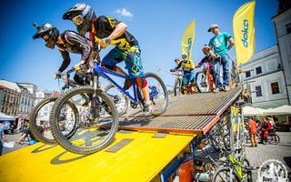 Downhill City Tour 2017 w Cieszynie