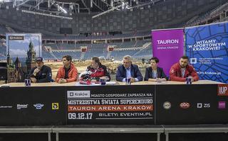 Konferencja prasowa przed MŚ FIM SuperEnduro - Kraków 2017