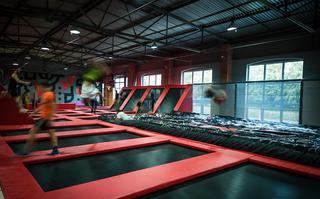 Park trampolin od 10 września także na Mokotowie!