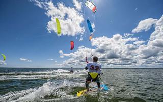 Ruszają zawody o Puchar i Mistrzostwo Polski w kitesurfingu!