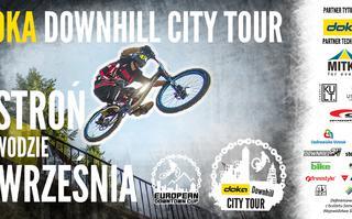 Mapa Doka Downhill City Tour