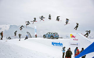 Garmin Winter Sports Festival 2019