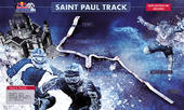 RED BULL CRASHED ICE 2014 - tor w Saint Paul